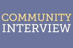 Newsletter-Community Interview